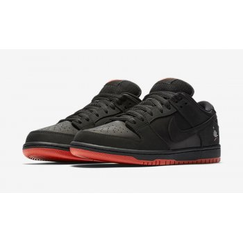 Shoes Low top trainers Nike SB Dunk Low TRD QS Pigeon Black/Black-Sienna