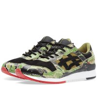 Shoes Low top trainers Asics Gel Lyte III x Atmos Green Camo Green Camo