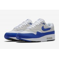 Shoes Low top trainers Nike Air Max 1 Og Anniversary Royal Blue White/Game Royal-Neutral Grey-Black