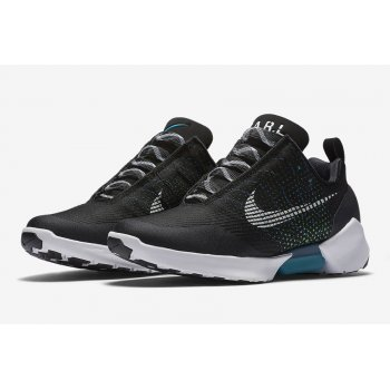Shoes Low top trainers Nike Hyperadapt 1.0 Blue Lagoon Black/White-Blue Lagoon