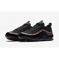 Shoes Low top trainers Nike Air Max 97 x Underfeated Black Black/Gorge Green/White-Speed Red