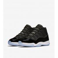 Shoes Hi top trainers Nike Air Jordan XI Space Jam Black/Dark Concord-White