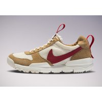 Shoes Low top trainers Nike Mars Yard Tom Sachs 2.0 Natural/Sport Red Maple