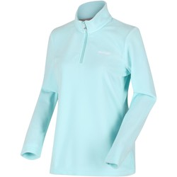 Clothing Women Fleeces Regatta Sweethart Lightweight Half-Zip Fleece Blue Blue