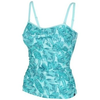 Clothing Women Bikini Separates Regatta Aceana II Tankini Top Green Green