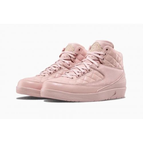 Shoes Hi top trainers Nike Air Jordan 2 Just Don Arctic Orange Arctic Orange/Arctic Orange