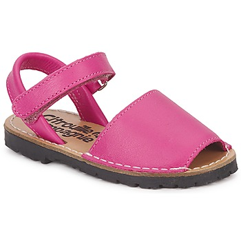 Shoes Girl Sandals Citrouille et Compagnie BERLA Fuschia