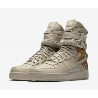 Shoes Hi top trainers Nike SF Air Force 1 Dessert Camo Chino/Chino/Classic Stone