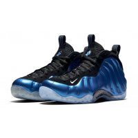 Shoes Hi top trainers Nike Air Foamposite One XX Royal Dark Neon Royal/Black-White