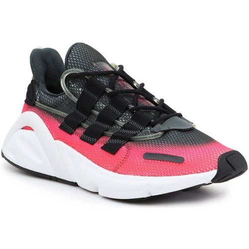 Shoes Men Low top trainers adidas Originals Lifestyle shoes Adidas LXCON G27579 black, pink