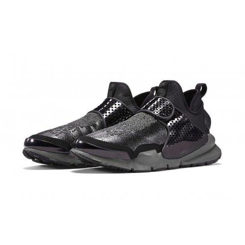 Shoes Low top trainers Nike Sock Dart x Stone Island Black Black/Sail-Black