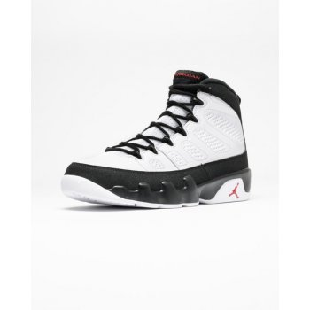 Shoes Hi top trainers Nike Air Jordan 9 Space Jam White/Black-True Red