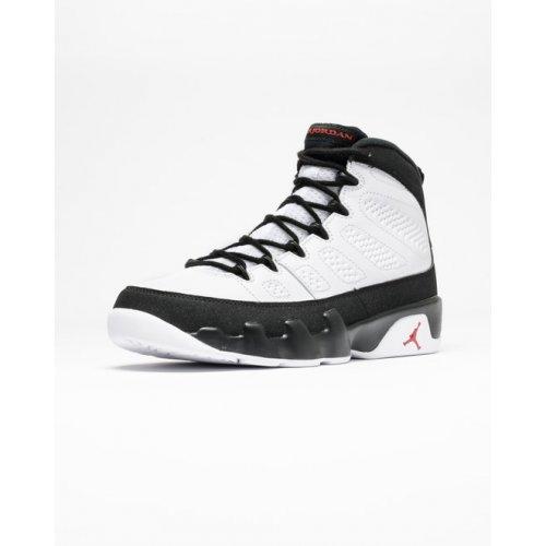 Shoes Hi top trainers Nike Air Jordan 9 Space Jam White/Black-True Red