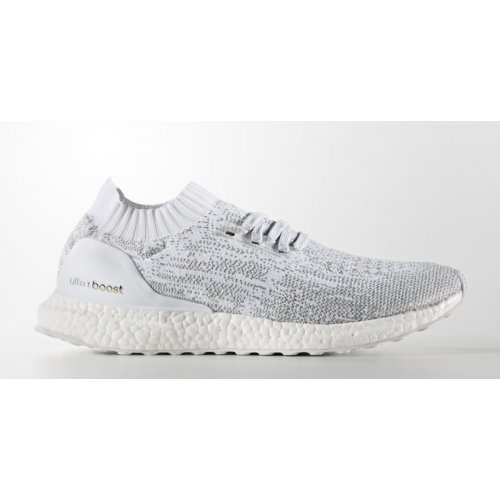 Shoes Low top trainers adidas Originals Ultra Boost Uncaged White Reflective Footwear White/Footwear White