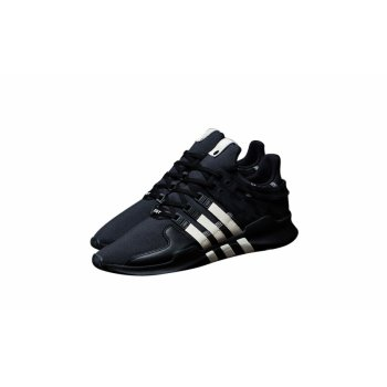 Shoes Low top trainers adidas Originals EQT Support ADV Undftd Core Black/Cream White/Dark Grey