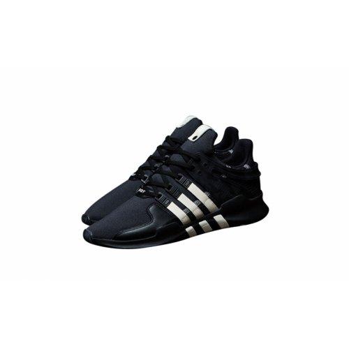Shoes Low top trainers adidas Originals EQT Support ADV Undftd Core Black/Cream White/Dark Grey