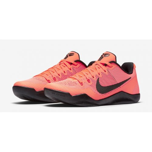 Shoes Low top trainers Nike Kobe 11 Low Bright Mango Bright Mango/Black-Bright Crimson