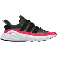 Shoes Men Low top trainers adidas Originals Lxcon White, Black, Pink