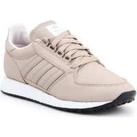 Shoes Low top trainers adidas Originals Buty lifestylowe Adidas Forest Grove EE8967 khaki, beige