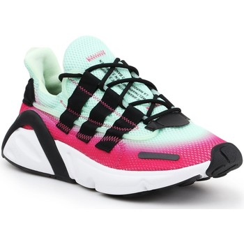 Shoes Low top trainers adidas Originals Lifestyle shoes Adidas LXCON EE5897 green, pink