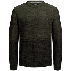 Clothing Men Jumpers Jack & Jones JERSEY  EGRAHAM 12173972 Green