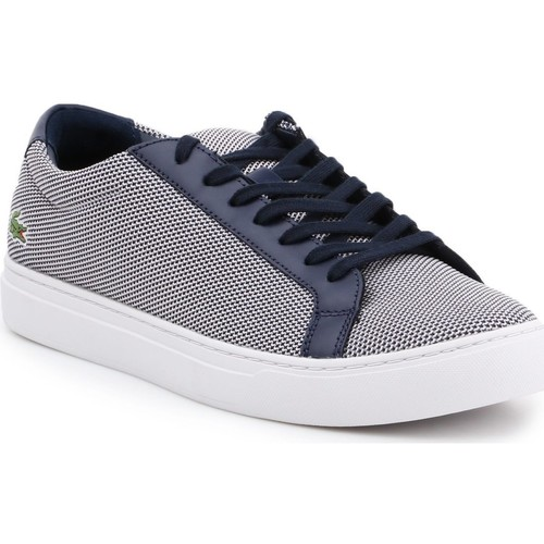 Shoes Men Low top trainers Lacoste Lifestyle shoes  CAM NVY 7-33CAM1050003 navy