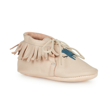 Shoes Children Slippers Easy Peasy MEXIMOO Beige