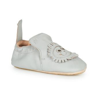 Shoes Children Slippers Easy Peasy BLUBLU LION Grey
