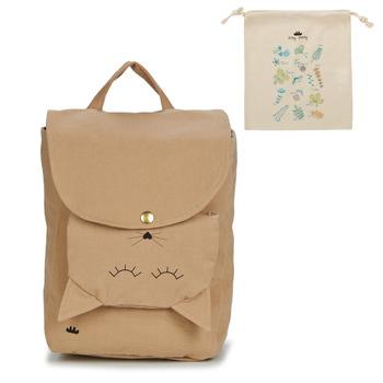 Bags Children Small shoulder bags Easy Peasy BACKOO Beige