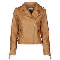 Clothing Women Jackets / Blazers Vila VIMICCAS Cognac