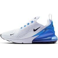 Shoes Men Low top trainers Nike Air Max 270 White, Blue