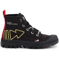 Shoes Women Hi top trainers Palladium Pampa Dare PC U Black