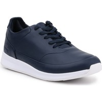 Shoes Women Low top trainers Lacoste 7-32CAW0115003 women's sneakers navy