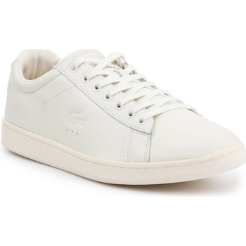 Shoes Men Low top trainers Lacoste 7-29SRM2136098 men's sneakers miętowy