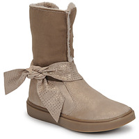 Shoes Girl High boots GBB EVELINA Beige