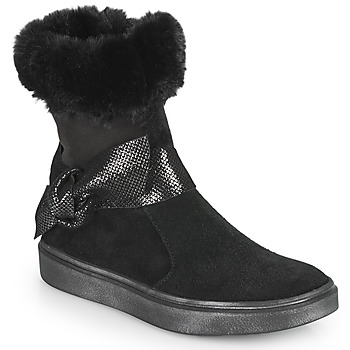 Shoes Girl High boots GBB EVELINA Black