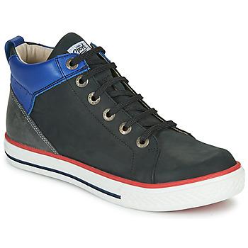 Shoes Boy Hi top trainers GBB MERINO Black