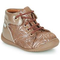 Shoes Girl Hi top trainers GBB OLSA Beige