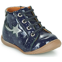 Shoes Girl Hi top trainers GBB POMME Blue