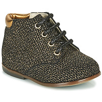 Shoes Girl Hi top trainers GBB TACOMA Gold
