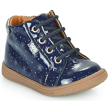 Shoes Girl Hi top trainers GBB FAMIA Blue