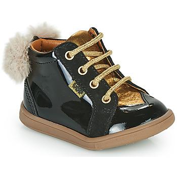 Shoes Girl Hi top trainers GBB SISSY Black