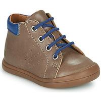 Shoes Boy Hi top trainers GBB TIDO Green