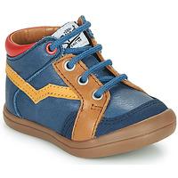 Shoes Boy Hi top trainers GBB ASTORY Blue