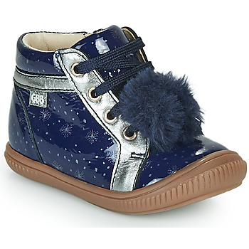 Shoes Girl Hi top trainers GBB ISAURE Blue