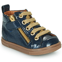Shoes Girl Hi top trainers GBB INNA Blue