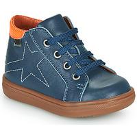 Shoes Boy Hi top trainers GBB DOMINICO Blue