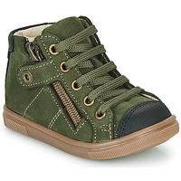 Shoes Boy Hi top trainers GBB KAMIL Green
