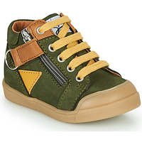 Shoes Boy Hi top trainers GBB TIMOTHE Green