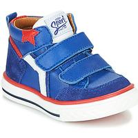 Shoes Boy Hi top trainers GBB FLAVIO Blue